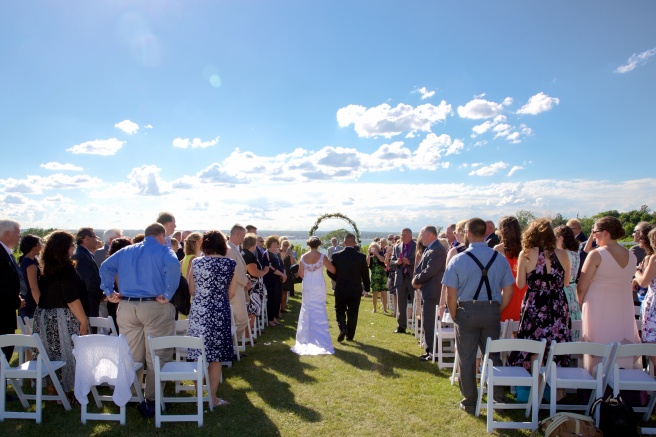 Ventosa Vineyards Finger Lakes Wedding Photographer B.Fotographic 047