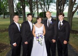 Ventosa Vineyards Finger Lakes Wedding Photographer B.Fotographic 054