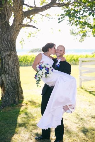 Ventosa Vineyards Finger Lakes Wedding Photographer B.Fotographic 062