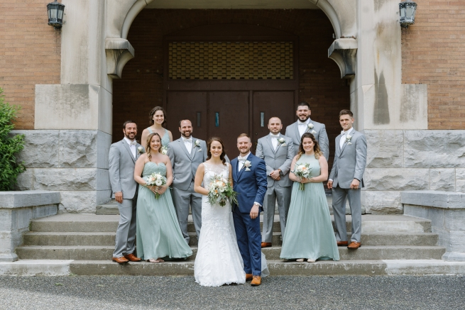 Marlee + Scott Sky Armory Wedding304