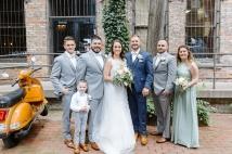 Marlee + Scott Sky Armory Wedding410