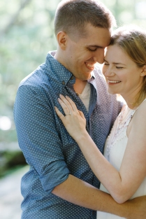 Syracuse NY Waterfall Engagement Session B.Fotographic50-2