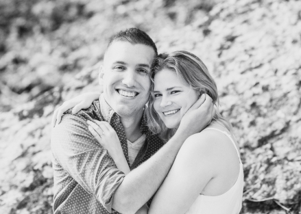 Syracuse NY Waterfall Engagement Session B.Fotographic58-2