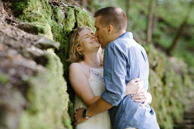 Syracuse NY Waterfall Engagement Session B.Fotographic68