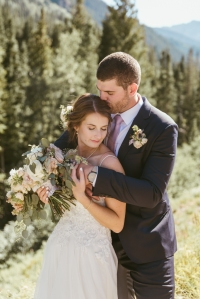 Alta Peruvian Lodge Mountain Adventurous Utah Wedding Photographer B.Fotographic-100