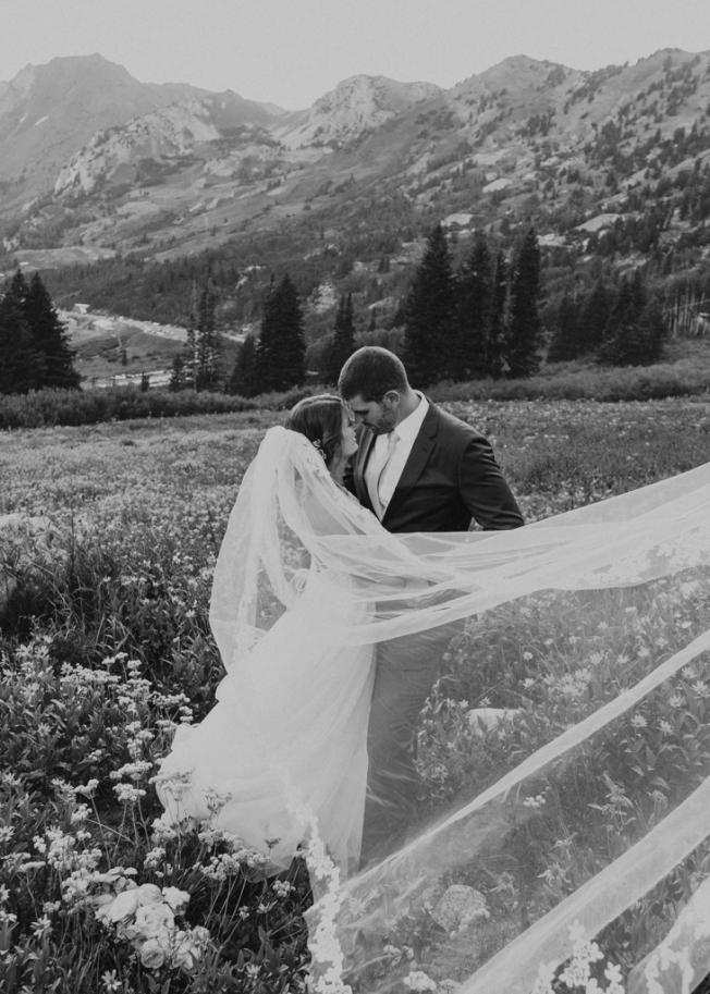 Alta Peruvian Lodge Mountain Adventurous Utah Wedding Photographer B.Fotographic-126