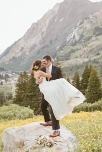 Alta Peruvian Lodge Mountain Adventurous Utah Wedding Photographer B.Fotographic-129