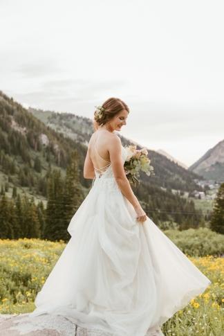 Alta Peruvian Lodge Mountain Adventurous Utah Wedding Photographer B.Fotographic-135