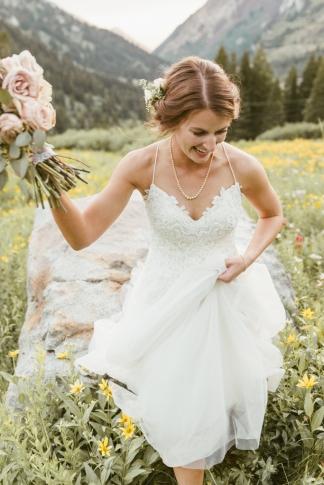 Alta Peruvian Lodge Mountain Adventurous Utah Wedding Photographer B.Fotographic-136