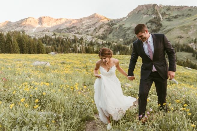Alta Peruvian Lodge Mountain Adventurous Utah Wedding Photographer B.Fotographic-140