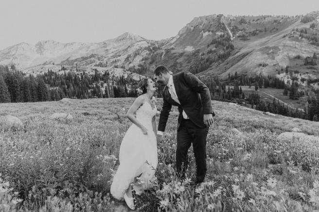 Alta Peruvian Lodge Mountain Adventurous Utah Wedding Photographer B.Fotographic-143