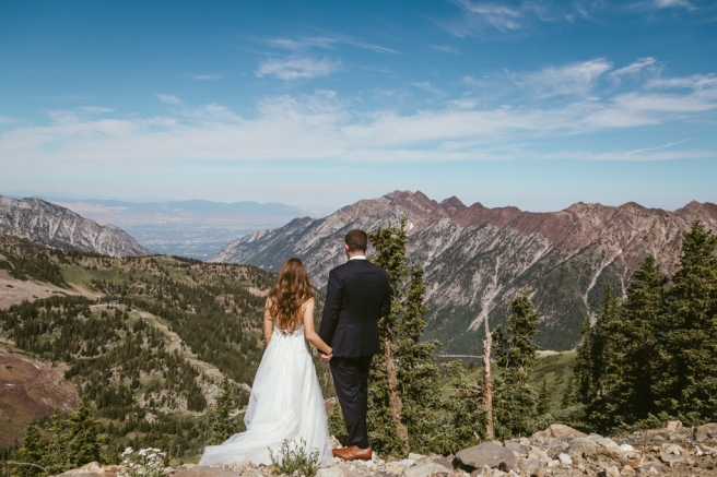 Alta Peruvian Lodge Mountain Adventurous Utah Wedding Photographer B.Fotographic-162