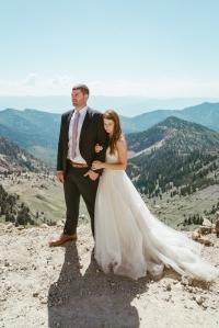 Alta Peruvian Lodge Mountain Adventurous Utah Wedding Photographer B.Fotographic-167