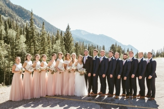 Alta Peruvian Lodge Mountain Adventurous Utah Wedding Photographer B.Fotographic-82