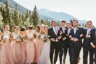 Alta Peruvian Lodge Mountain Adventurous Utah Wedding Photographer B.Fotographic-83