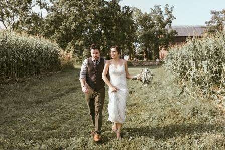 Skaneateles NY Rustic Glam Barn Wedding Photographer Syracuse B.Fotographic-154