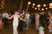 Skaneateles NY Rustic Glam Barn Wedding Photographer Syracuse B.Fotographic-223