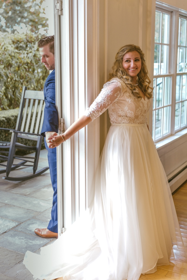 Best Wedding Photographer First Look Alternatives Don't see each other B.Fotographic1