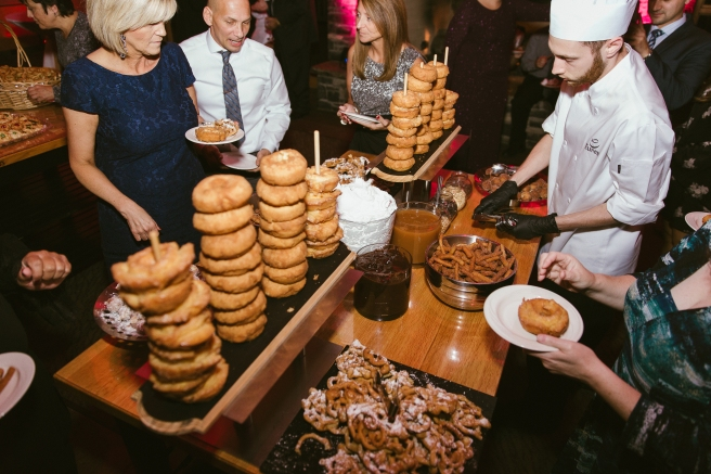 Best Wedding Photographer Wedding Food Donut Bar B.Fotographic1