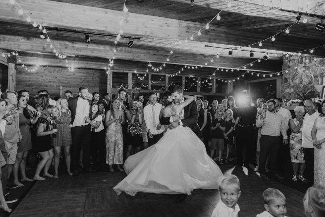 First Dance Mountainous Adventure Utah Photographer B.Fotographic1