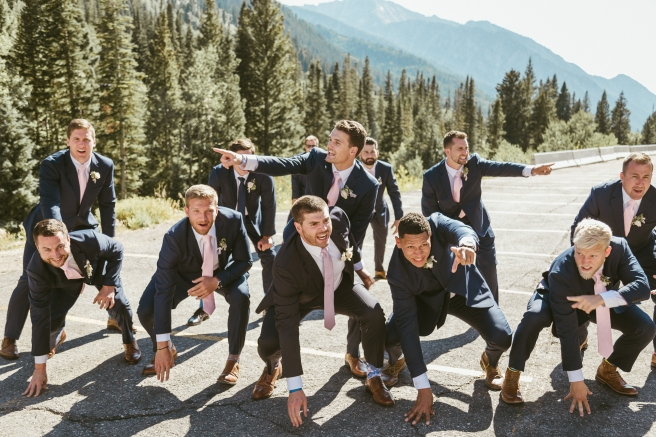 Groomsmen Wedding Suits Nordstrom Mountains Utah Photographer B.Fotographic1
