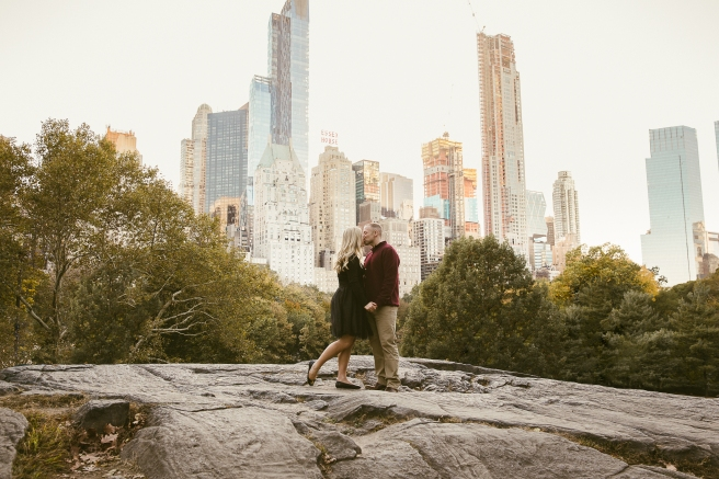 NYC Intimate Engagement Wedding Session B.Fotographic170