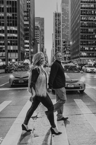 NYC Intimate Engagement Wedding Session B.Fotographic181-2