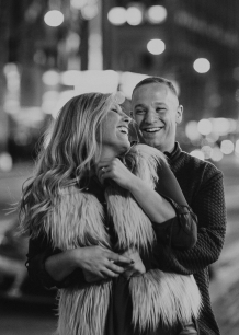 NYC Intimate Engagement Wedding Session B.Fotographic203-2