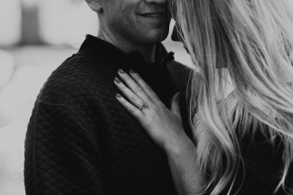 NYC Intimate Engagement Wedding Session B.Fotographic229-2
