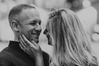 NYC Intimate Engagement Wedding Session B.Fotographic230-2