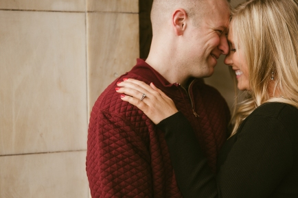 NYC Intimate Engagement Wedding Session B.Fotographic39