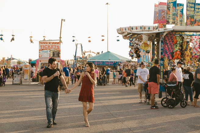 New York State Fair Engagement by Bridget Marie33