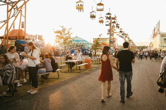 New York State Fair Engagement by Bridget Marie57