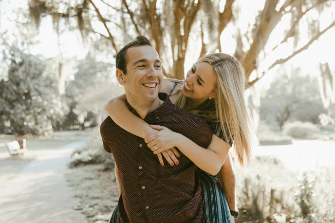 B+M Charleston Engagement Session by Bridget Marie2