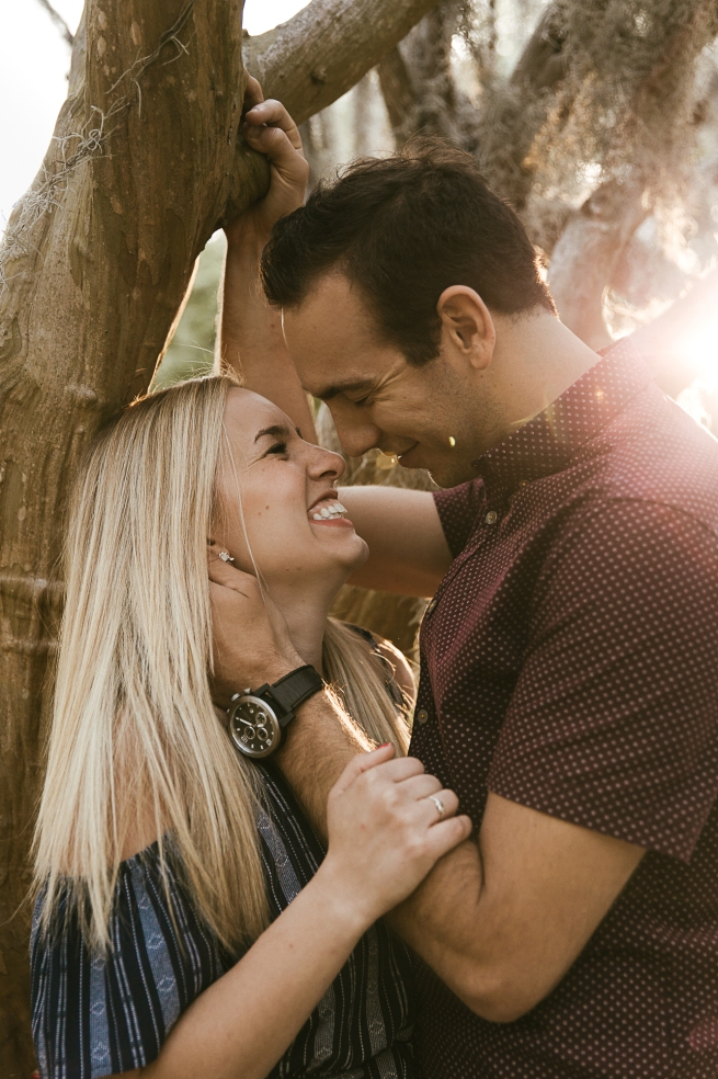 B+M Charleston Engagement Session by Bridget Marie32