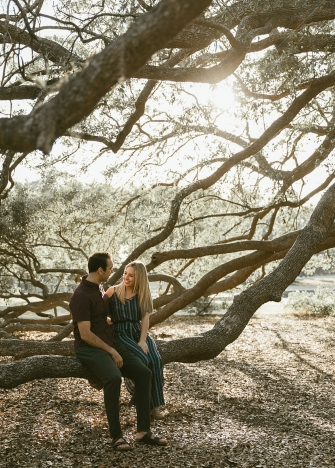 B+M Charleston Engagement Session by Bridget Marie4