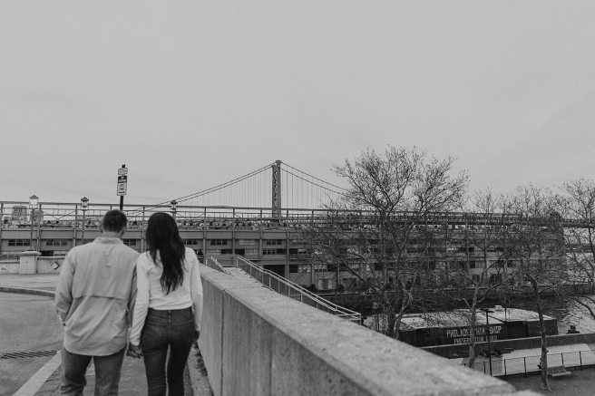 C+M Waterfront Philadelphia Engagement Session Bridget Marie121-2