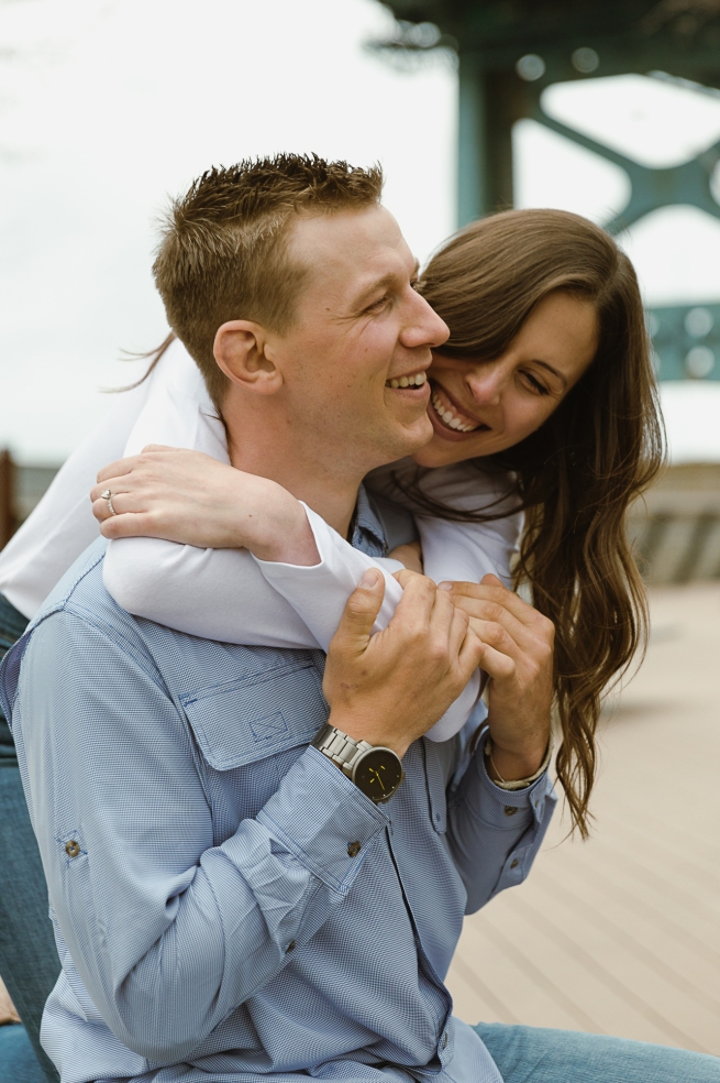C+M Waterfront Philadelphia Engagement Session Bridget Marie43