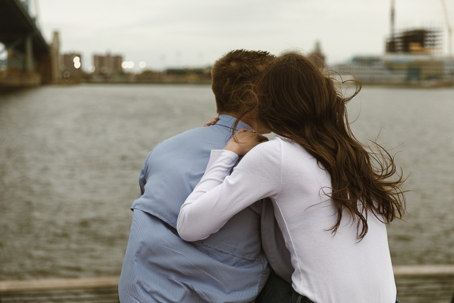 C+M Waterfront Philadelphia Engagement Session Bridget Marie54